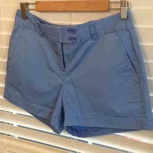 Vineyard Vines 3.5 inseam light blue shorts